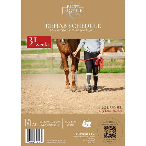 Elite-Equine-Rehab-Schedule